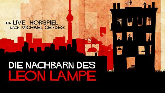 Die Nachbarn des Leon Lampe